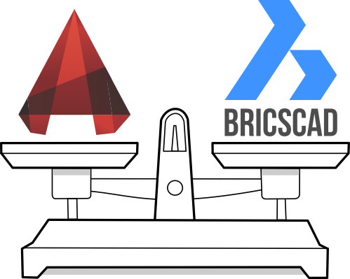 Comparing BricsCAD to AutoCAD | CAD REBEL™